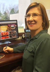 Annette Warrell Jones Marketing Manager