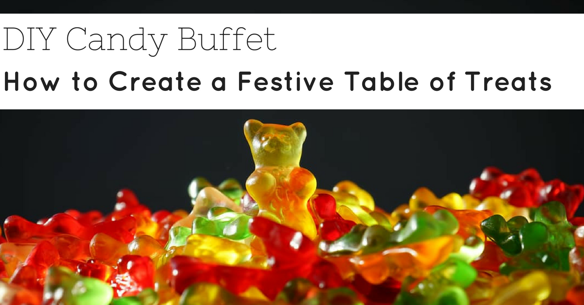 Astounding Diy Candy Buffet Ideas For Your Next Party The Warrell Interior Design Ideas Inesswwsoteloinfo