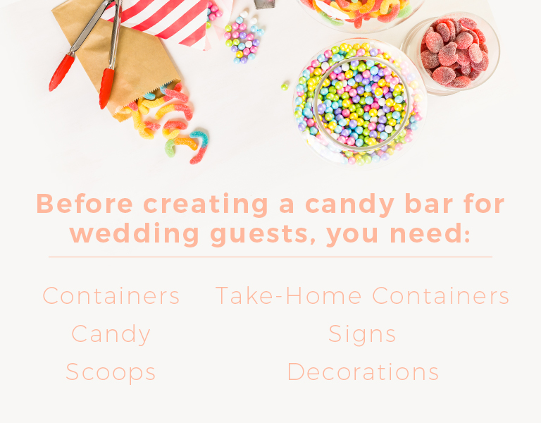 What You Need For A Diy Candy Buffet